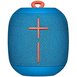 Ultimate Ears WONDERBOOM - Altavoz Bluetooth impermeable con conexión, Azul