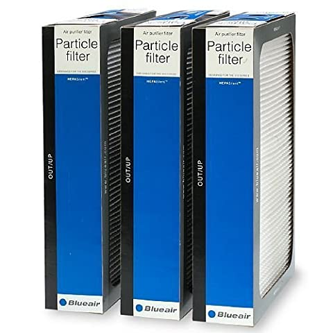 Blueair Replacement Particle Filter for Blueair 500/600 Series Air Purifiers,