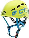 Climbing Technology Casco per arrampicata ECLIPSE Verde regolabile da 48 a 56 cm