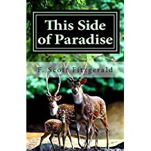 [(This Side of Paradise)] [By (author) F Scott Fitzgerald] published on (April, 2015)