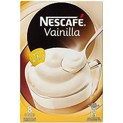 2 de NESCAFÉ Café Vainilla, Caja de sobres, 8 Paquetes de 8 Sobres de Café - Total: 64 Sobres