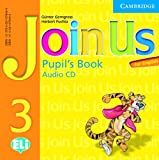 Join Us for English 3 Pupil's Book Audio CD