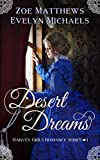 Desert Dreams  (Harvey Girls Romance Series, Book 1): A Sweet Western Historical Romance