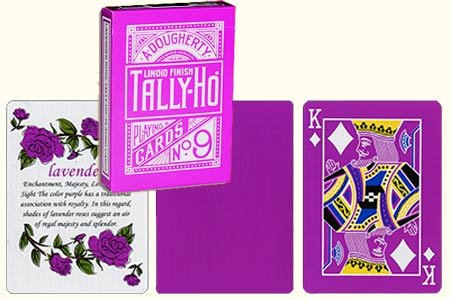 tally-ho-reverse-fan-back-lavender-limited-ed-by-aloy-studios-uspcc
