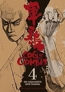 Coq de Combat Nouvelle édition Tome 4