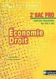 Image de Économie et Droit-2e Bac Pro