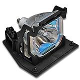 Alda PQ Original, Beamerlampe für A+K AstroBeam X200 Projektoren, Markenlampe mit PRO-G6s Gehäuse