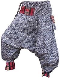 Panasiam Aladin Pants, SONDERANGEBOT, solange der Vorrat reicht, Neuware aus Handarbeit