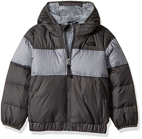 The North Face Toddler Boy's Moondoggy 2.0 Down Jacket - Graphite Grey - 4T (Past - Down Face Boys North Jacket