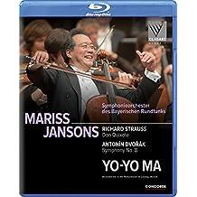 Richard Strauss DON QUIXOTE/Antonin Dvorak SYMPHONY NO. 8