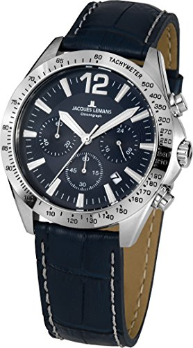 Jacques Lemans Herren-Armbanduhr 42-5B