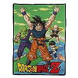 SD toys Personajes en Namek DBZ Manta Polar Dragon Ball Color...
