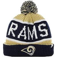 '47 Brand Cuff Knit Saint Louis Rams St Beanie by