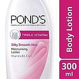 #10: Pond's Triple Vitamin Moisturising Body Lotion, 300ml