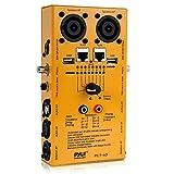 Pyle PylePro PCT40 - Testeur de Câble réseau (9 V) Jaune