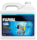 FLUVAL AQUA PLUS 2L 2 LITRE AQUAPLUS HAGEN NUTRAFIN WATER CONDITIONER TAPSAFE FOR AQUARIUMS