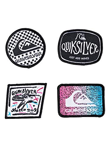 Quiksilver Patch Pack - Embroidered Patches - Bestickte Patches - Männer