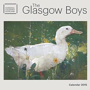 National Galleries of Scotland Glasgow Boys wall calendar 2015 (Art calendar) (Flame Tree Publishing)