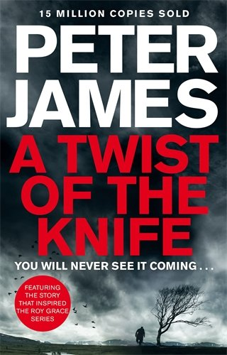 A Twist of the Knife Cover Image