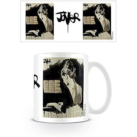 Set: Loui Jover, Her Sonata Tazza Da Caffè Mug (9x8 cm) E 1 Sticker Sorpresa 1art1®