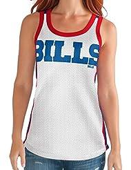 "Buffalo Bills Women's G-III NFL ""Opening Kick"" Jersey Maillot Tank Top"