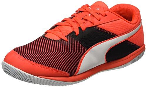 Puma Nevoa Lite V3, Scarpe da Calcio Unisex – Adulto Rosso (Rot (Red blast-puma white-puma Black 05))