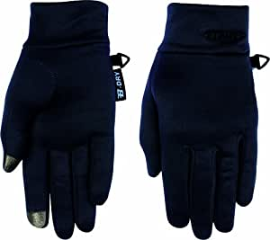 Sinner Spitz Touch Screen Glove - Black, Large