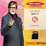 #10: Robomate+ Video Lectures by Robomate+ of CA IPCC May 17 Group I (SD Card)
