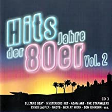 16 hits(culture beat der erdbeermund / lisa lisa & cult jam lost in emotion / dead or alive lover come back to me / nkotb you got it the right stuff / deacon blue real gone kid / men at work who can it be now / e.l.o. rock and roll is king / malcolm mclaren bootsy collins lisa marie something's jumping in your shirt / mysterious art carma omen 2etc. and more)