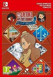 LAYTON'S MYSTERY JOURNEY: Katrielle e il complotto dei milionari - Deluxe | Nintendo Switch - Codice down