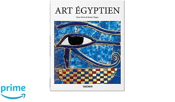 Hagen Art Livres Rainer Art Égyptien Égyptien 5Rj34LA