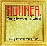 Songtexte von Höhner - Da simmer dabei! Die größten Partyhits