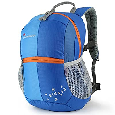 Mountaintop kids Backpack/School Rucksack/Hiking Daypack, 23 x 12 x 37 cm