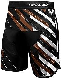 Hayabusa, Scarpe da arti marziali uomo, nero (nero), L/XL
