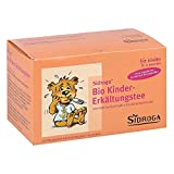 Sidroga Bio Kinder ErkŠltungstee Filterbeutel, 20 St.