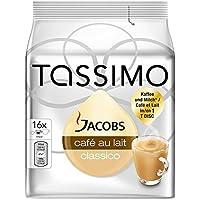 Tassimo Jacobs Café au Lait, Caffè, Capsule