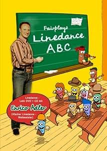 Fairplays Linedance ABC - Line Dance Lehr DVD+CD, deutschsprachig