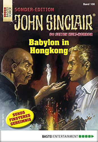 John Sinclair Sonder-Edition 106
