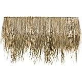 Panel natural para tejado de palma, tejado exótico, refugio jardín, gazebo, sombrilla (12100)