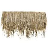 Lot of 10 Natural Panels for Palm roof (115 cm) Exotic roof, Garden shed, Gazebo, Parasol (10x12111)