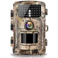 Campark Camera de Chasse 14MP 1080P Etanche IP56 Faune Chasse Scoutisme Détecteur de Mouvement Grand Angle 120 ° Vision…