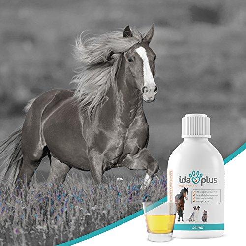 AniPlus – Leinöl 500 ml für Pferde - 6