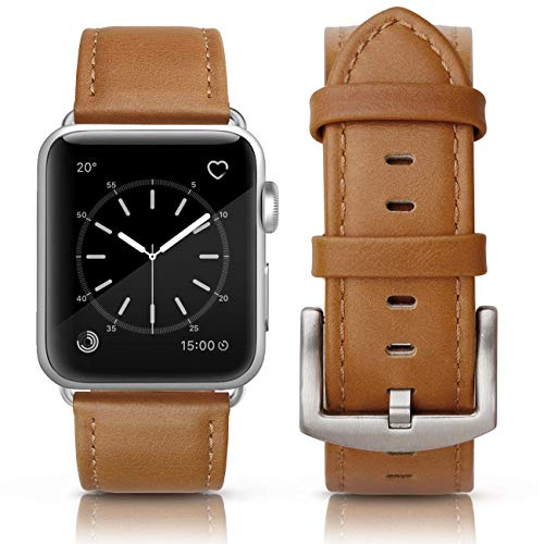 MCD Correa Piel Apple Watch 44mm Series 4 42mm Series