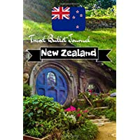 Travel Bullet Journal New Zealand: Turn your adventures into a life-long memory with this notebook planner and organzier. 11