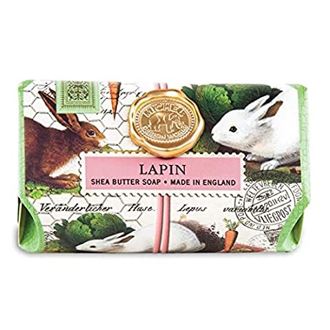 Lapin Large Bath Soap Bar from FND Promotion by Michel