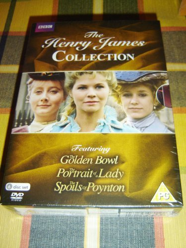 Golden Bowl (The Henry James Collection (6DVD Set) / The Portrait of a Lady (1968), The Golden Bowl (1972), The Spoils of Poynton (1970) by Richard Chamberlain)