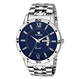 #10: Armado Analogue Blue Dial Men's Watch - Ar-101-Blu