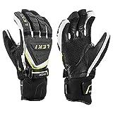 Leki Race Coach C-Tech S Handschuhe (schwarz/weiß), 8.5