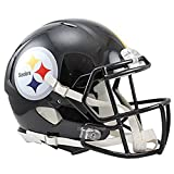 NFL Pittsburgh Steelers Official Mini Replica Helmet - 13cm Tall