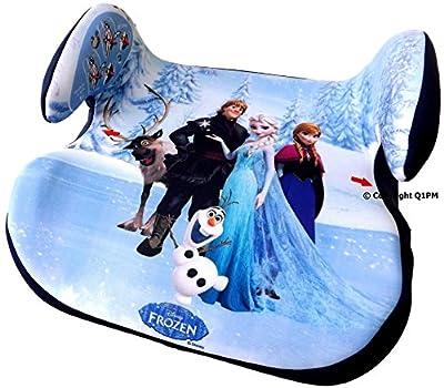 FROZEN TOPO Disney Eiskönigin Anna Elsa KINDERSITZERHÖHUNG SITZERHÖHUNG AUTOSITZ KINDERSITZ 15-36 kg